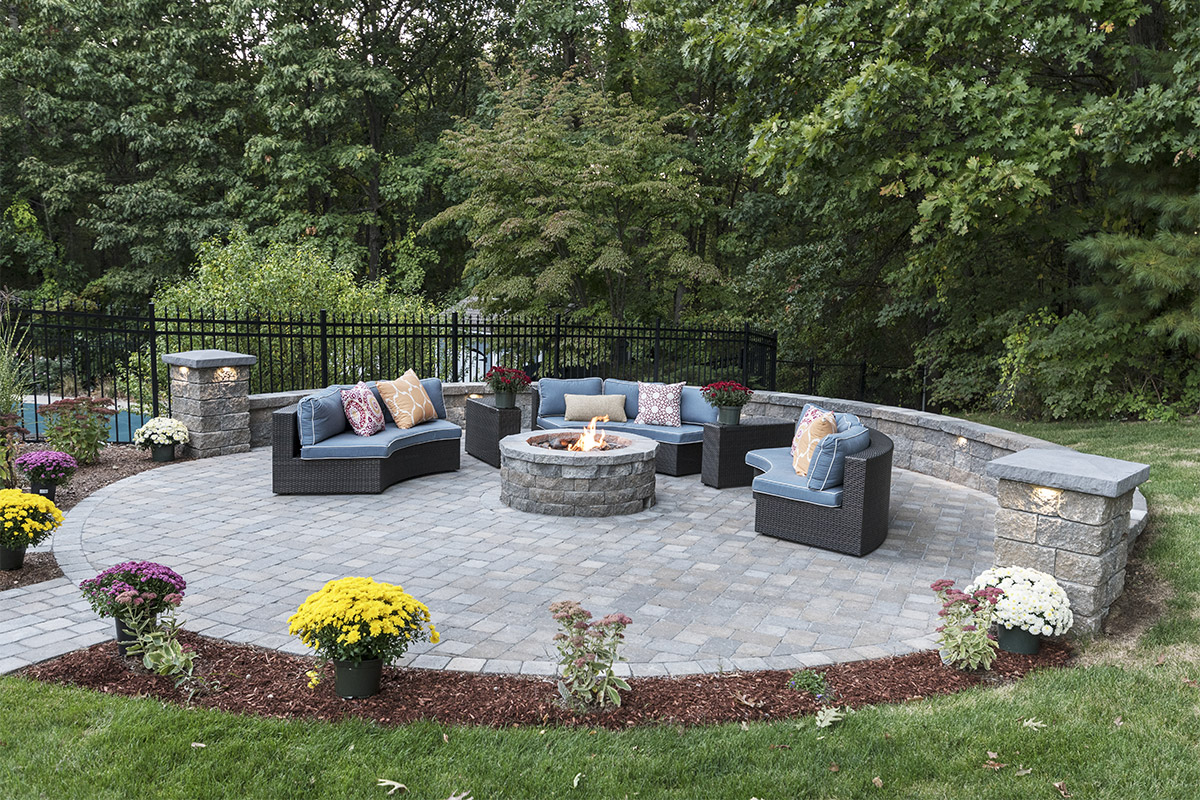 NH Stone Work - Patios | Nowak Landscape Construction