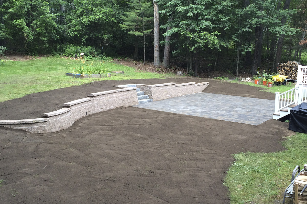 Nowak Landscape Patio