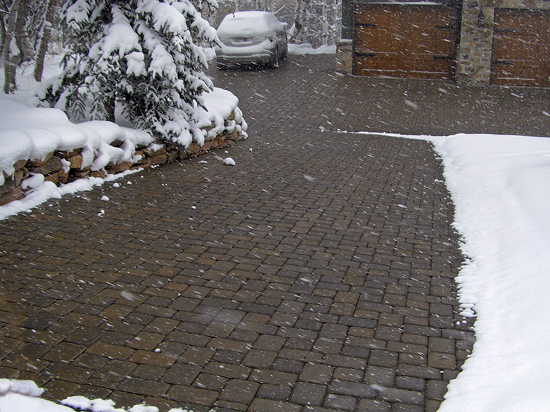 NH Heated driveways
